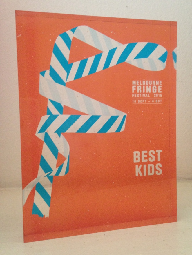 melbourne fringe award 2015 best kids